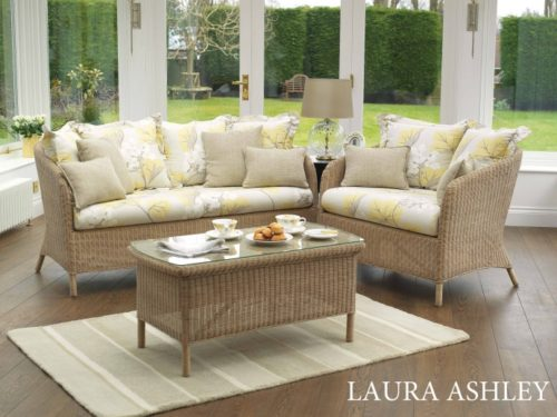 Arley 3 Piece Suite in Laura Ashley